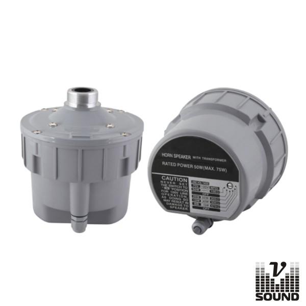 Pinha 50wmáx C/Transformador 100v Vsound