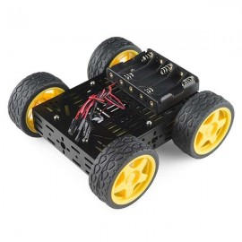 Kit Carrinho Multi-Chassis 4WD