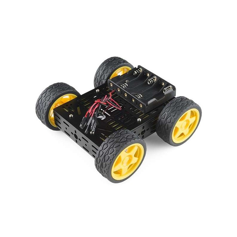 Kit Carrinho Multi-Chassis 4WD