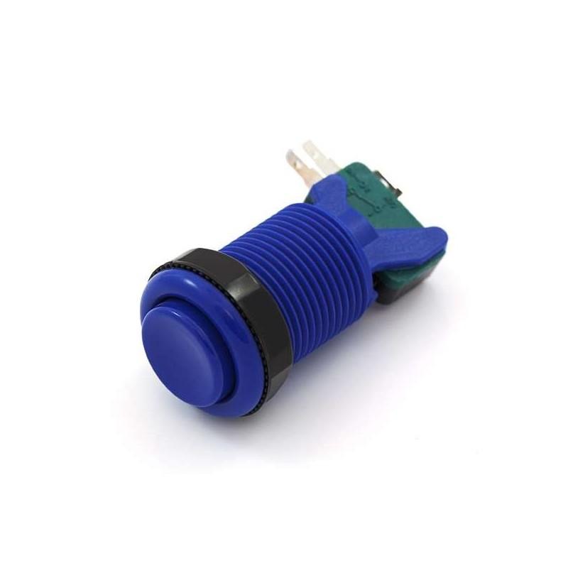 Botão de Pressão 35mm - Azul