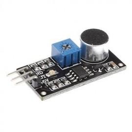 Módulo Sensor De Som Chip Lm393 Para Arduino