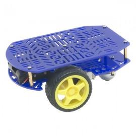 carrinho arduino 2wd 3 rodas
