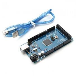 Arduino Mega 2560 R3 Compatible con Cable USB