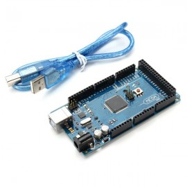 Compatible Arduino Mega 2560 R3 with USB Cable
