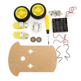 Kit Robot Arduino 2WD Chasis