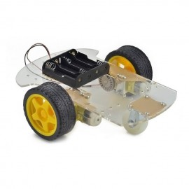 kit carro robot 2wd