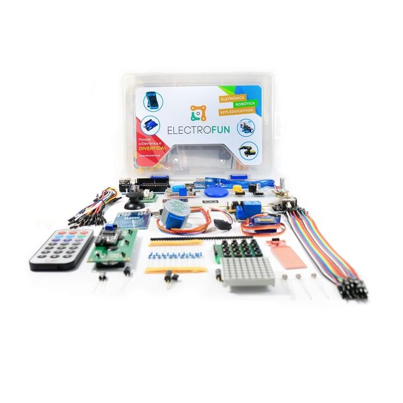 comprar kit arduino uno avançado