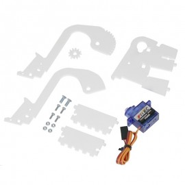 Extensão Bulldozer micro:bit