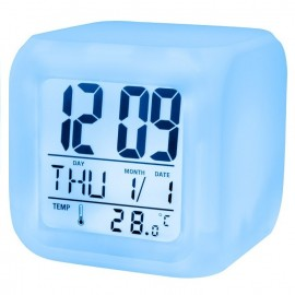 Reloj Despertador Iluminado