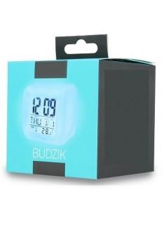 Reloj Despertador con Calendario, Temperatura y Alarma