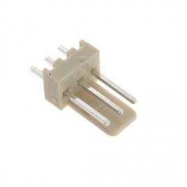 Conector de 3 Pinos NS25 Macho