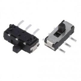 Interruptor com 2 Posições ON-ON SPDT 3 Pinos