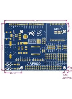 Placa Adaptadora para Arduino e Raspberry Pi