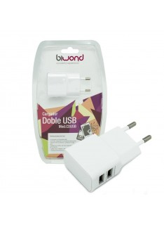 Dual USB Charger 2A-1A
