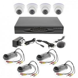 Pack de Vigilancia CCTV 720p