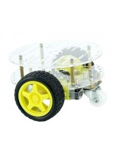 Kit Chassi Redondo 2WD