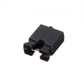 Conector Jumper Shunt 2.54mm - Preto