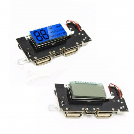 Módulo Cargador de Baterías Doble USB 5V 1A 2.1A para Móviles