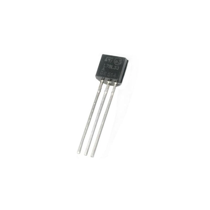 Regulador de Voltaje L78L33ABZ-AP