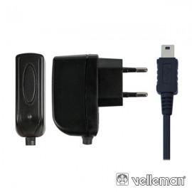 Alimentador Compacto Comutado com Mini USB