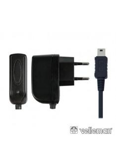 Compact Mini Switched Feeder with 5V 500mA Mini USB
