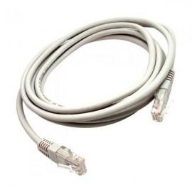 Cable UTP RJ45 CAT6 8 Pines 30M - Blanco