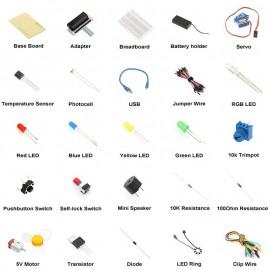 Kit Básico para Micro: Bit