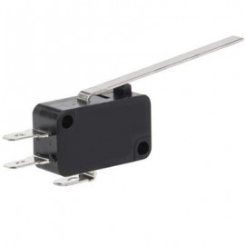 Interruptor Micro Switch con Patilla 10A 250V