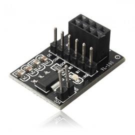 Placa Adaptadora para Módulo Wireless NRF24L01+