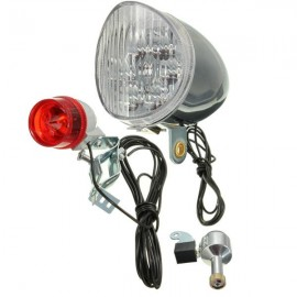 Dynamo Bicycle Light Set