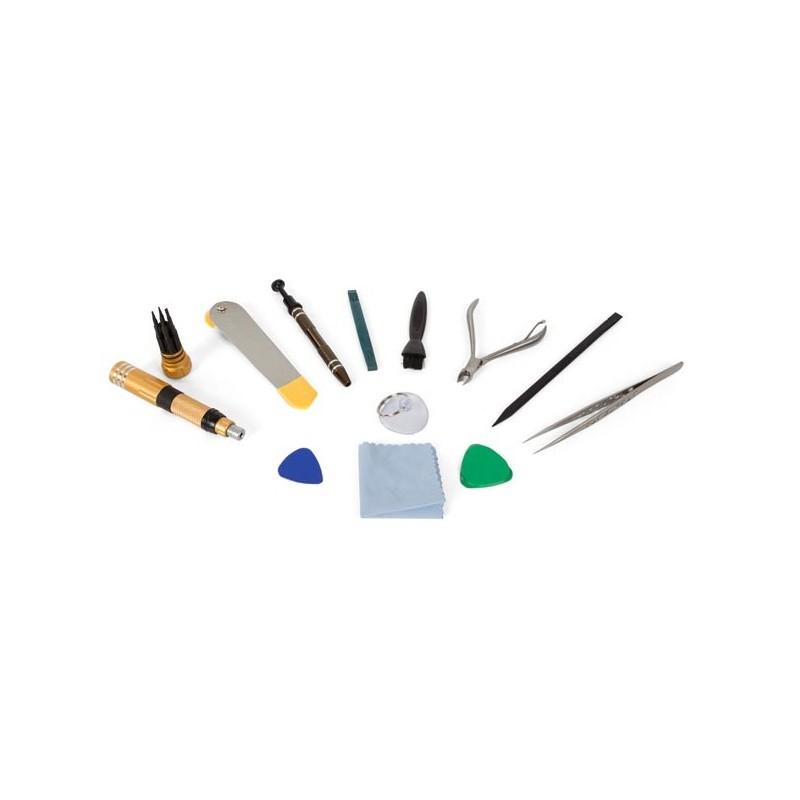 Kit de Herramientas Multifunción con 16 Piezas para Smartphones