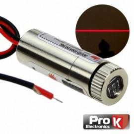 Módulo Laser Vermelho 3-5V 5mW - ProK