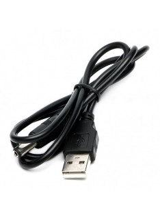 Cabo USB-A Macho / Ficha DC Macho