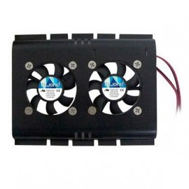 4-Pin Double Hard Drive Fan