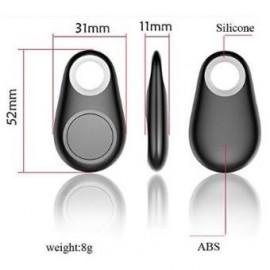 Bluetooth Keychain with Black Anti-Loss