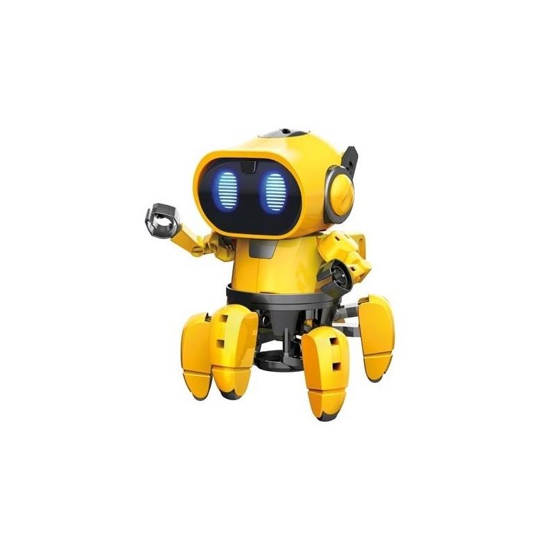Kit Robot Tobbie com 6 Pernas - Velleman