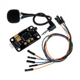 Voice Recognition Module with Microphone for Arduino