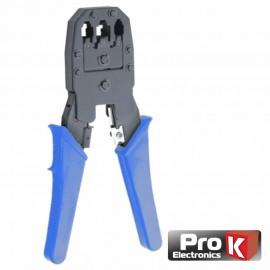 Crimping Pliers 4P4C/6P4C/8P8C/RJ10/RJ11/RJ45 - ProK