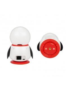 Câmara Rotativa IP Wi-Fi 1080p Pinguim