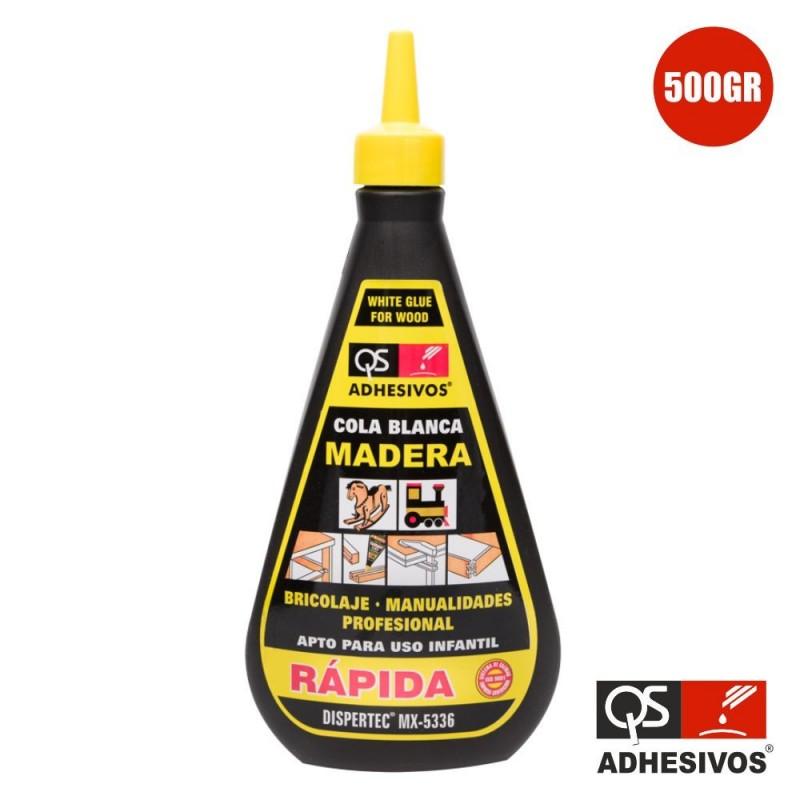 Cola Branca para Madeira 250g QS