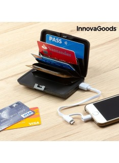 PowerBank 1800mAh with Wallet Card Holder
