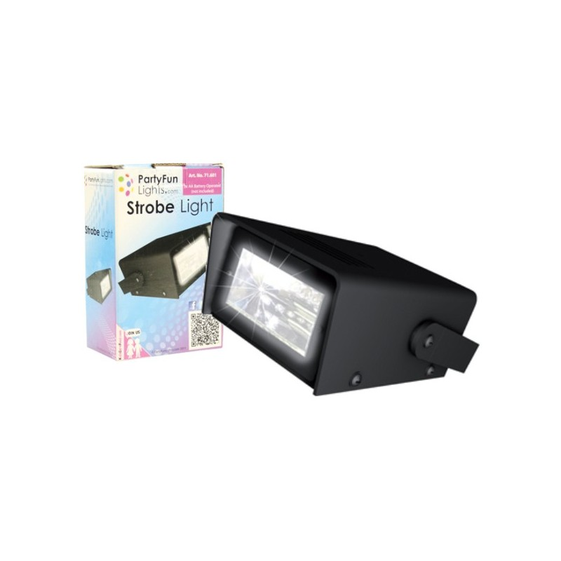 Estroboscópio Mini a LED