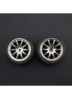 Kit Silver Wheels