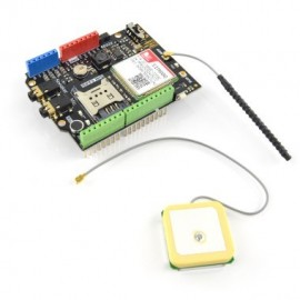 Shield SIM808 GPS/GPRS/GSM para Arduino