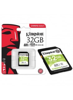 SDHC UHS-I 32GB Class 10 Memory Card - Kingston