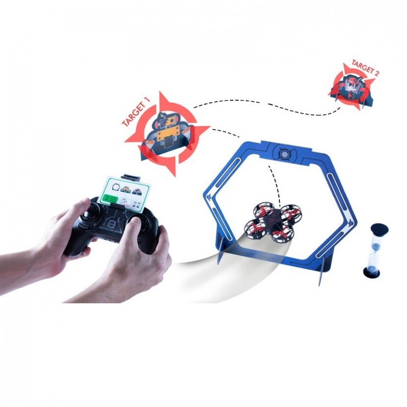 Air Destroyer Game - Drone Robot Educational