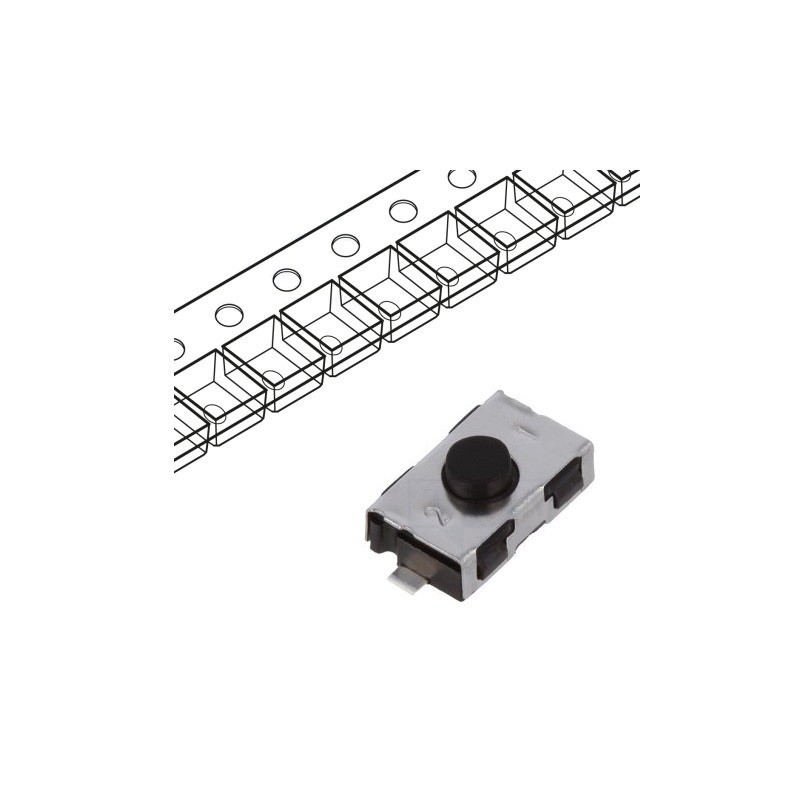 Interruptor Microswitch 2 Posiciones OFF-ON 32V