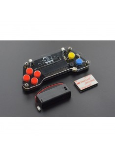 Console Module with Buttons