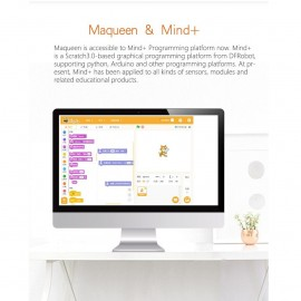 Educational Robot Kit Micro: Maqueen for Micro
