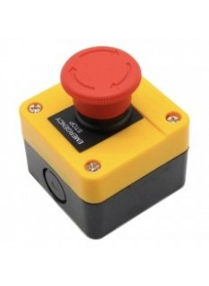 Interruptor de Emergencia 380V 1NO-1NC